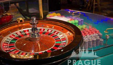 Prague Event Planning - Casino Nights 2
