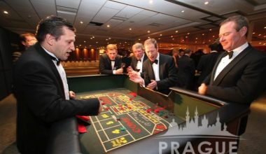 Prague Event Planning - Casino Nights 4