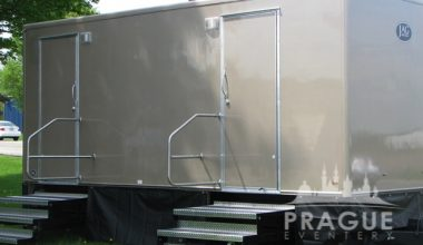 Prague Event Services - WC Rental 2