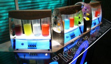 Prague Party Fun - Oxygen Bars 1