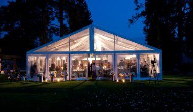 Prague Event Services - Party Tent Rental 1