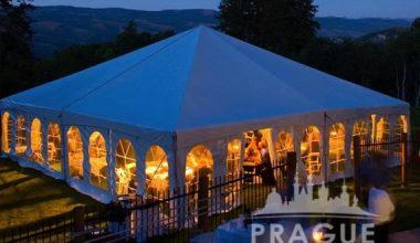 Prague Event Services - Party Tent Rental 2