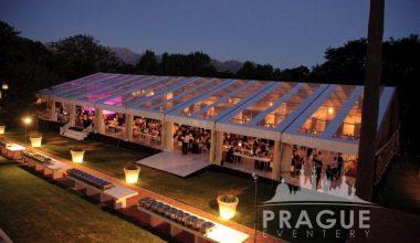Prague Event Services - Party Tent Rental 3