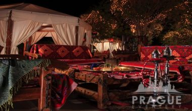 Prague Party Activities - Hookah Party Rental 3