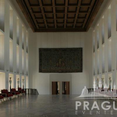 Prague gala venue - Prague Castle Spanish Hall 4