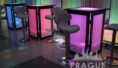 Prague Party Planner - Party Furniture Rental 3