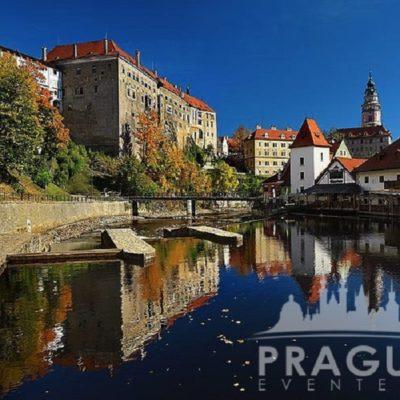 Czech Group Tours - Cesky Krumlov Tour 3