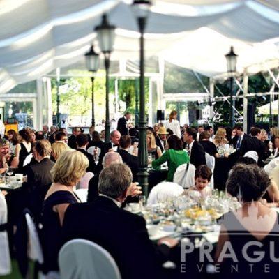 Prague Conference Restaurant - Zofin Garden 2