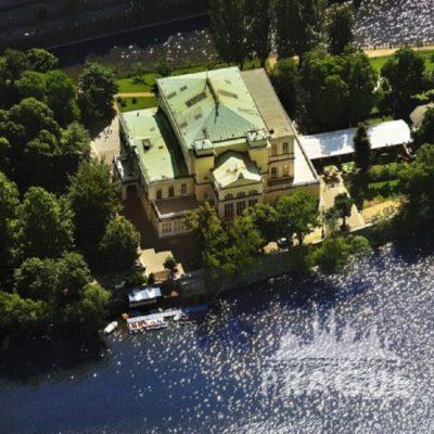 Prague Conference Restaurant - Zofin Garden 1