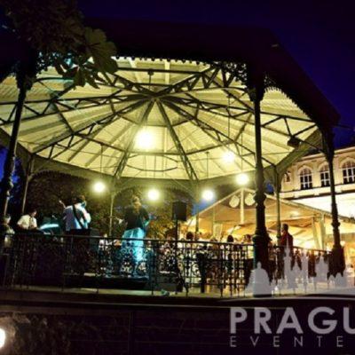 Prague Conference Restaurant - Zofin Garden 5