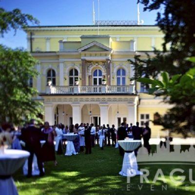 Prague Conference Restaurant - Zofin Garden 6