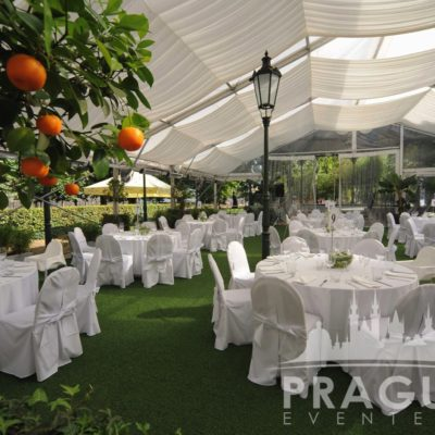 Prague Conference Restaurant - Zofin Garden 9
