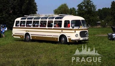 Tour Transportation Prague - Retro Busses 2