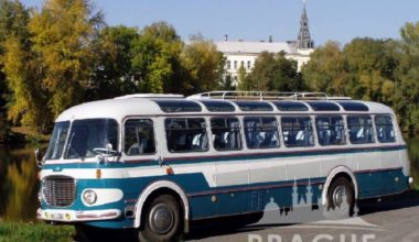 Tour Transportation Prague - Retro Busses 3