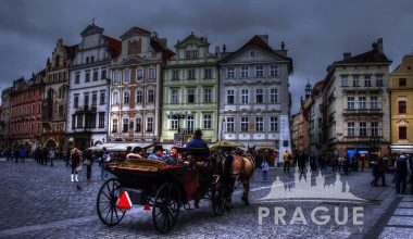 Group Prague Transportation - Horse Drawn Carriages 2