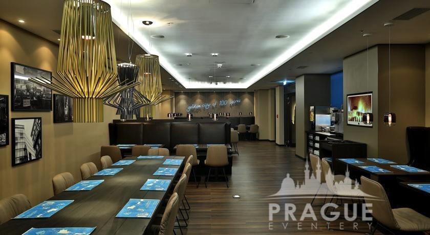 Motel one prague prague eventery chic hotels prague for Modern design hotel prague
