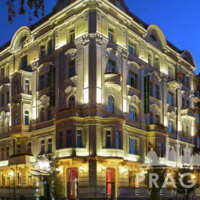 Boutique Hotels in Prague - Riverside Hotel Prague 2