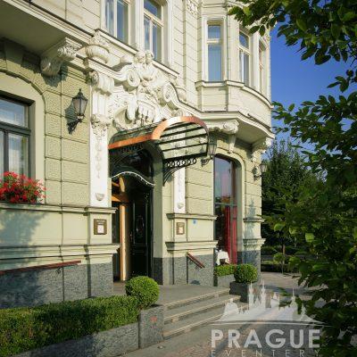 Boutique Hotels in Prague - Riverside Hotel Prague 6