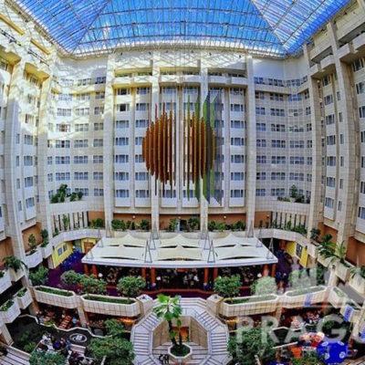 Prague Conference Organizer - Hilton Hotel Prague 1
