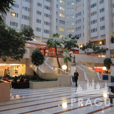 Conference Hotel Prague - Hilton Hotel Prague 8