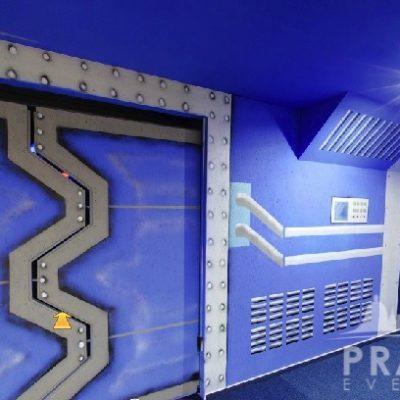 Corporate Teambuilding Prague - Laser Game 3