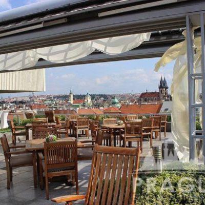 Business Hotel Prague - Inter*Continental hotel Prague 1