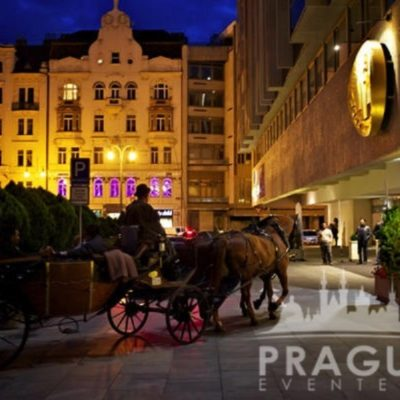 Business Hotel Prague - Inter*Continental hotel Prague 7