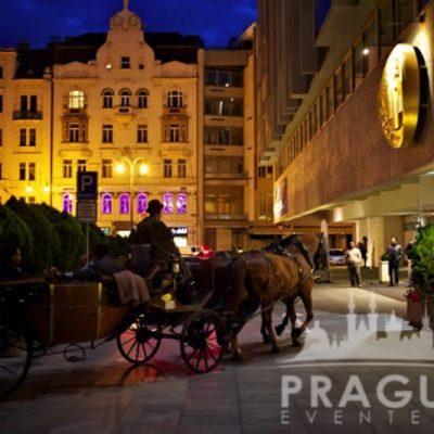 Business Hotel Prague - Inter*Continental hotel Prague 7