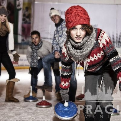 Prague Teambuilding - Ice Stock 3