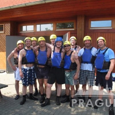 Exciting Team building - Rafting 3