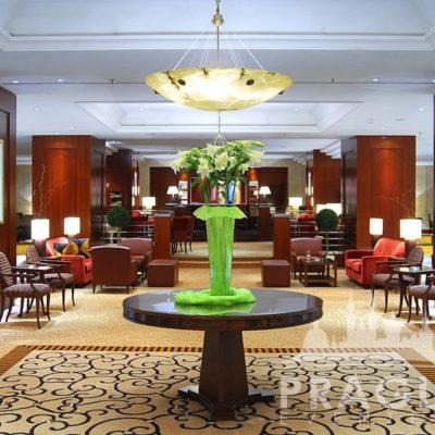 Modern conference hotel Prague - Corinthia Hotel Prague 1