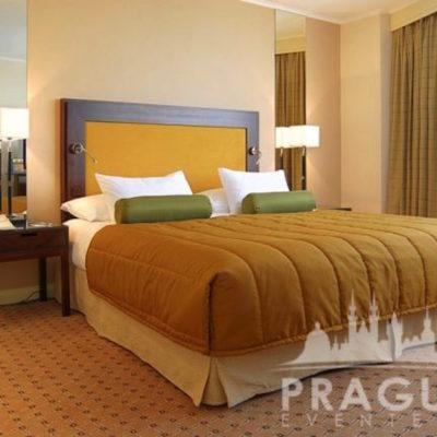 Modern conference hotel Prague - Corinthia Hotel Prague 2