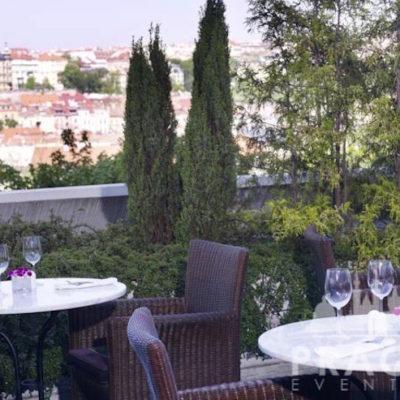 Modern conference hotel Prague - Corinthia Hotel Prague 4