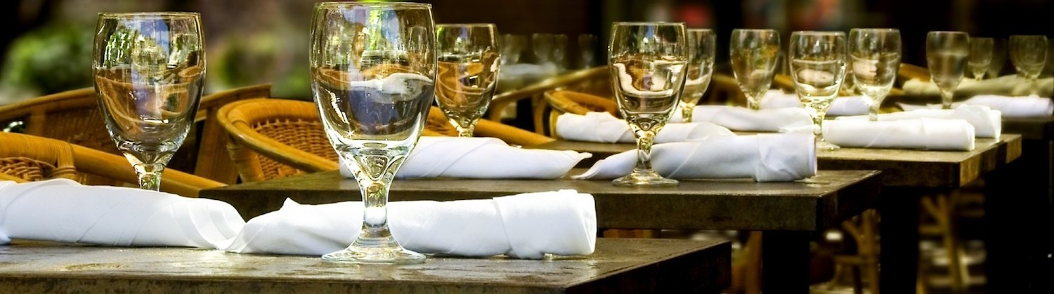 Fine Dining Restaurants for Event, Dining Options