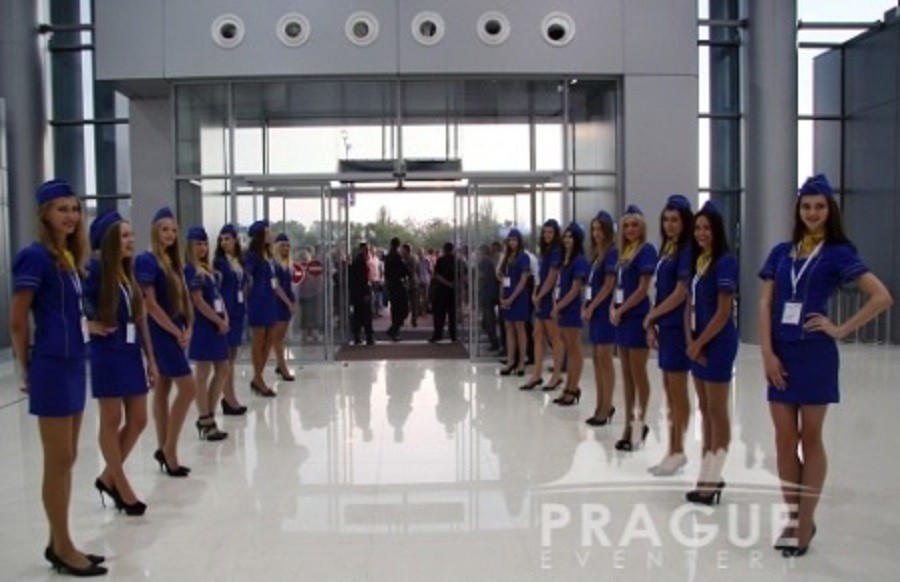 Meet and Greet - Prague Airport 5
