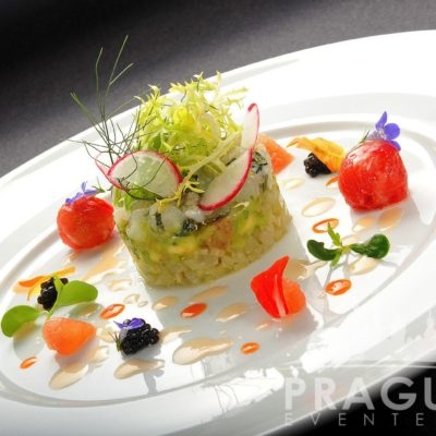 Fine Dining Restaurant for Event Prague - Bellevue 3