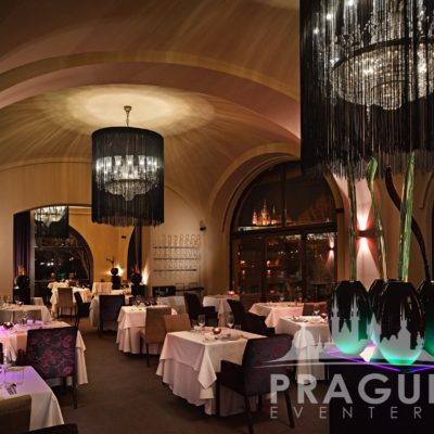 Fine Dining Restaurant for Event Prague - Bellevue 5