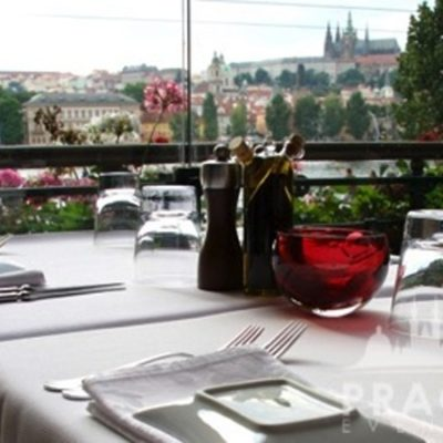 Fine Dining Restaurant for Event Prague - Bellevue 9