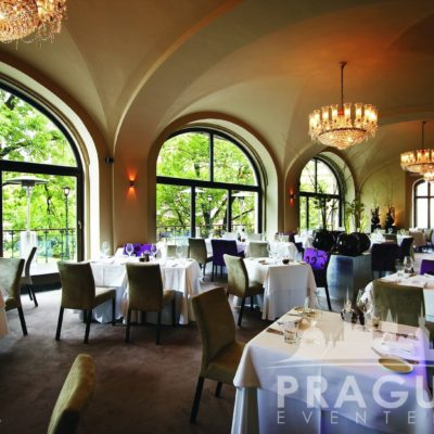 Fine Dining Restaurant for Event Prague - Bellevue 7