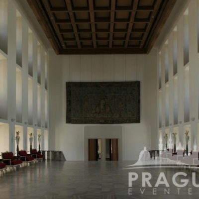 Castle venue prague - Prague Castle Spanish Hall 4
