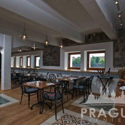 Corporate Event restaurant Prague - La Terrassa