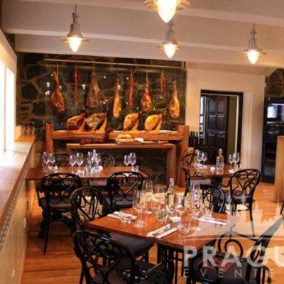 Corporate Event restaurant Prague - La Terrassa 5
