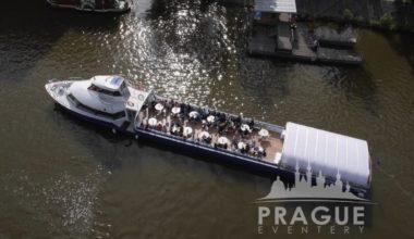 Conference Transportation Prague - Prague River Boats 1