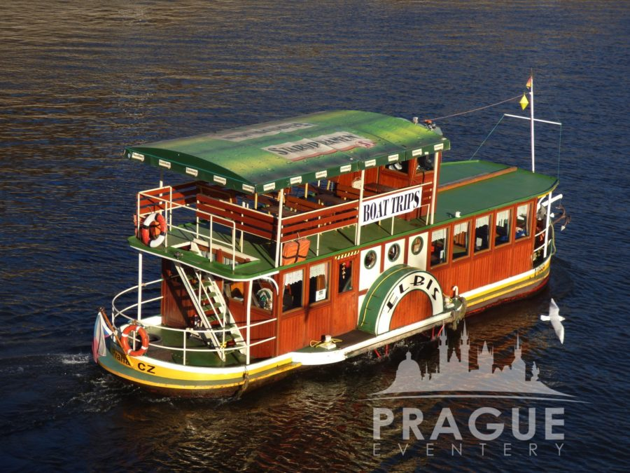 Conference Transportation Prague - Prague River Boats 2