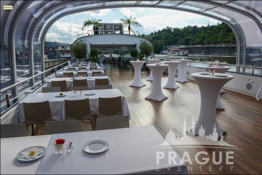 Conference Transportation Prague - Prague River Boats 3