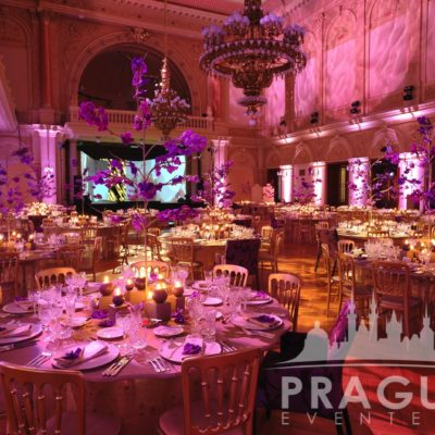 Corporate Prague Events - Zofin Palace 1