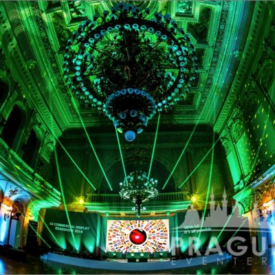 Corporate Prague Events - Zofin Palace 2