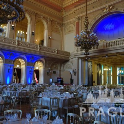 Corporate Prague Events - Zofin Palace 4