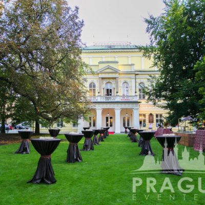 Corporate Prague Events - Zofin Palace 7