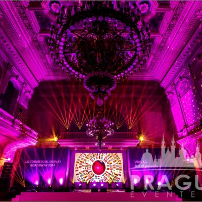 Corporate Prague Events - Zofin Palace 8
